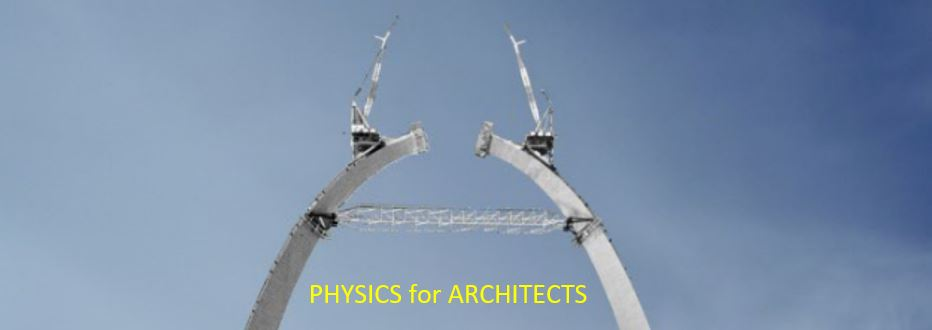 Physics, Architects, and The Book – Physics For Architects